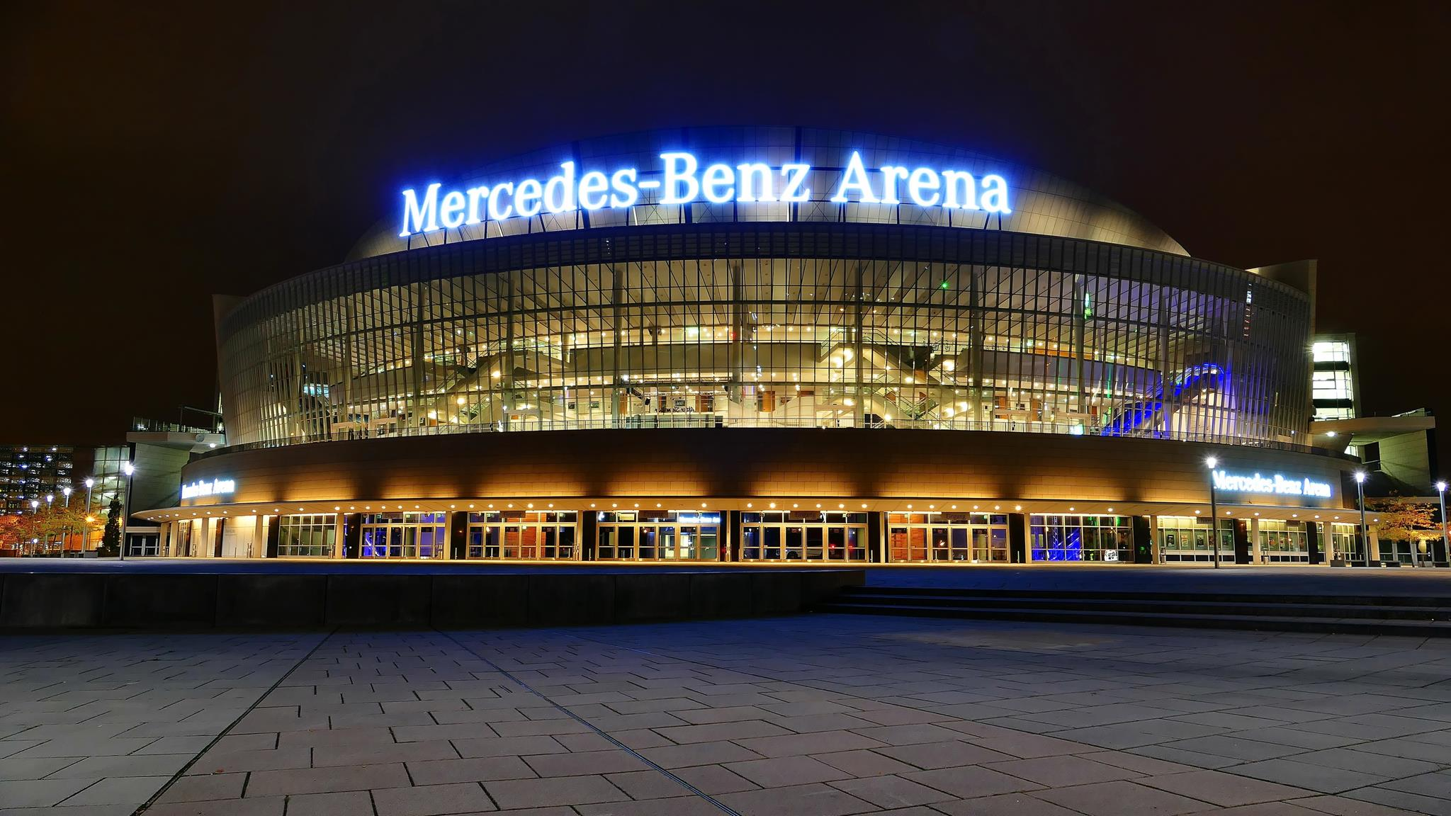 mercedes benz arena berlin 2015. Black Bedroom Furniture Sets. Home Design Ideas